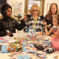 Amy Sedaris Interview and Girl's Club Mellow Kitty Launch