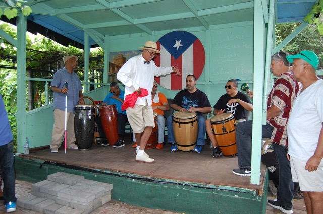 Talking Traditional Puerto Rican Music with Pepe Flores